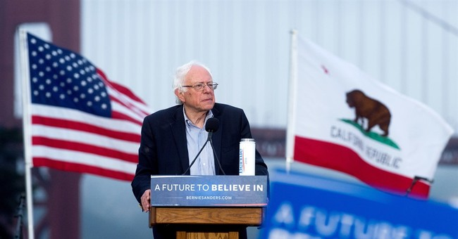 Bernie Sanders Addresses Supporters; Stays In Race