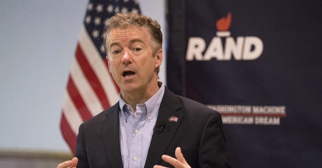 BREAKING: Rand Paul Suspends Campaign