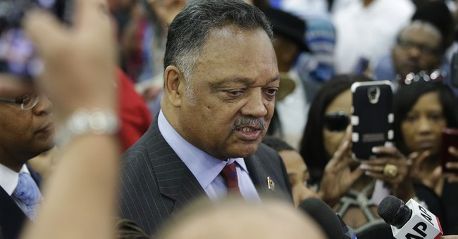 Jesse Jackson on Why Pence Has a 'High Hill to Climb'