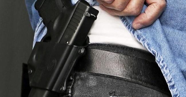 Whoa: DC Gun Permits Spike 1440 Percent