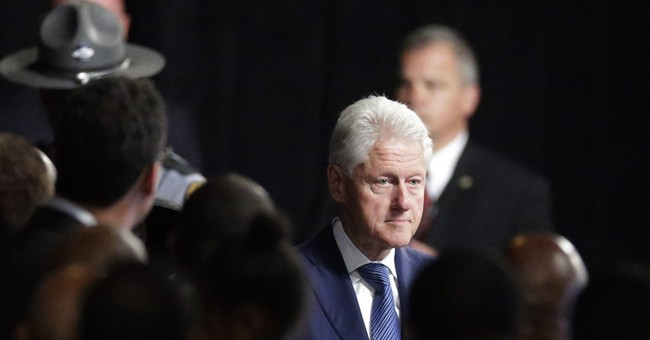 Wait–Bill Clinton Did What To Ensure He Would Run Into Attorney General Loretta Lynch In Phoenix?
