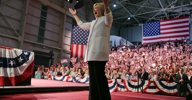 Hillary Clinton Is 'Historic'