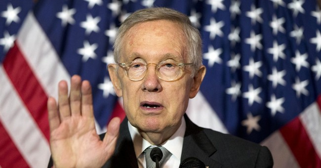 Reid Rages: We Elected 'A Sexual Predator Who Lost The Popular Vote'