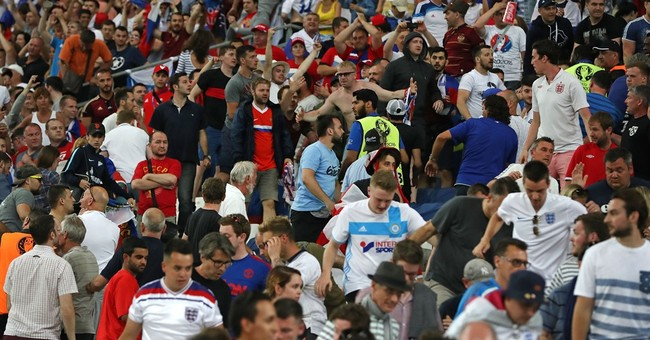 England and Russia Face Expulsion From Euro 2016 Tournament Following Fan Brawl