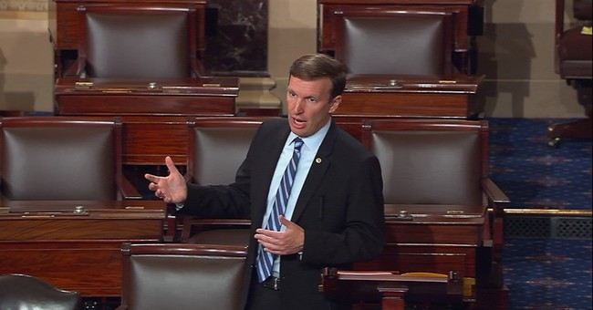 Democratic Senator Throws Cold Water on Trump Impeachment Talk
