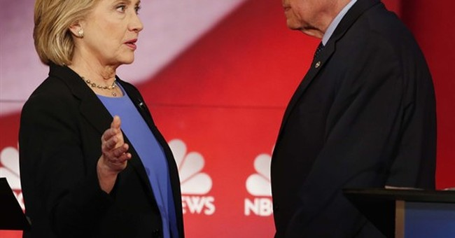 Hillary Clinton, Bernie Sanders Clash Again in 'What Happened'