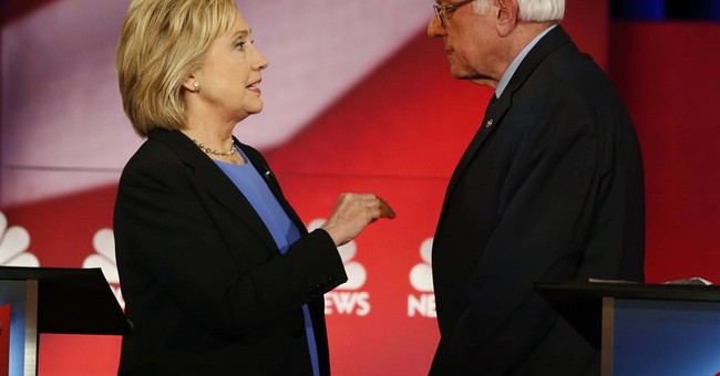 Hillary: Sanders as Commander-in-Chief Would Be Like Asking 'Arsonist To Be The Firefighter'