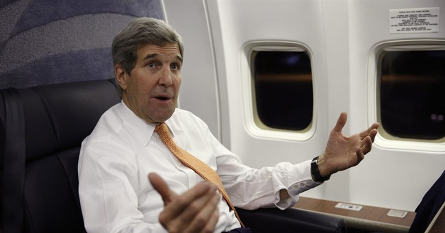 Kerry: Iranians Releasing Footage of Sailors Made Me 'Angry'