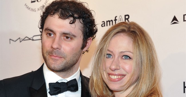 Chelsea Clinton Gives Birth To Second Child