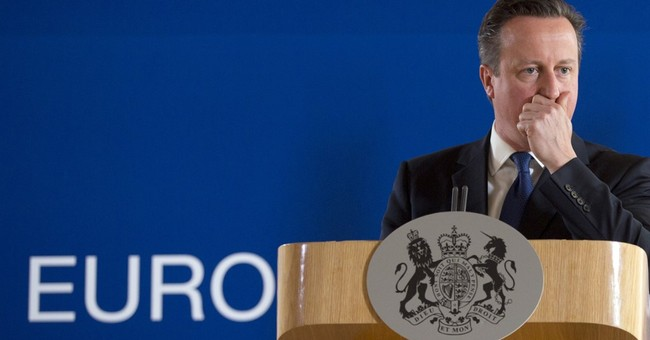 BREAKING: UK Prime Minister David Cameron Resigns