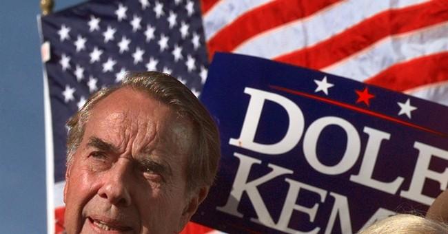 Former Sen. Bob Dole Announces Stage 4 Lung Cancer