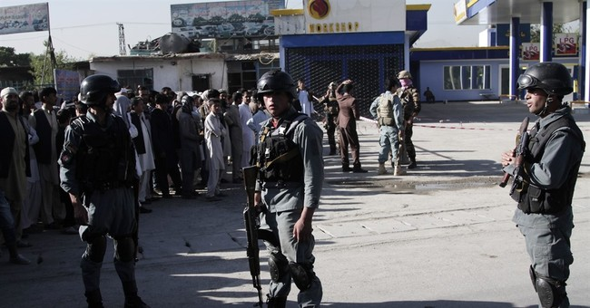 Explosive-Carrying Trucks Snatched From Taliban By Afghan Officials