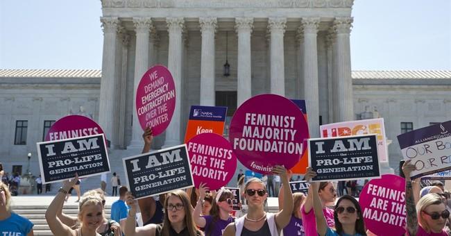 BREAKING: Supreme Court Strikes Down Pro-life Texas Law