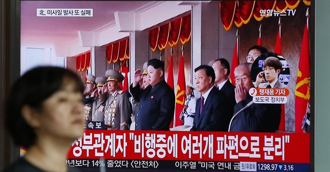 Uh-Oh: North Korea Missile Test Finally Gets Somewhere