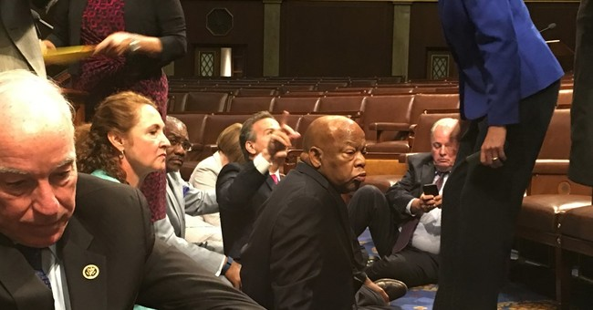 As House Republicans Move To End Sit-In Over Gun Control, Democrats Reportedly Chow Down On Some Chick-fil-A