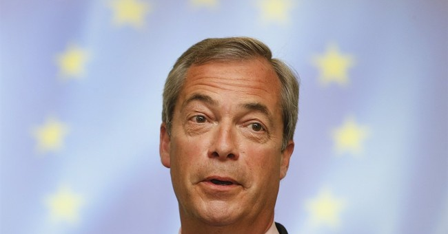 Farage: Obama 'Insulted' Brits' Intelligence By Threatening Us to Stay in EU