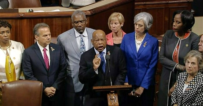 Democrats End Gun Control Slumber Party, Fold Up Their Occupation Of House Floor