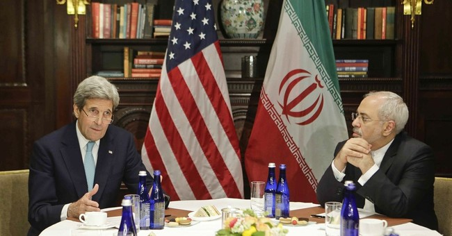 Memo to John Kerry on Iran Meddling: We Only Have One Secretary of State at a Time, and It's No Longer You