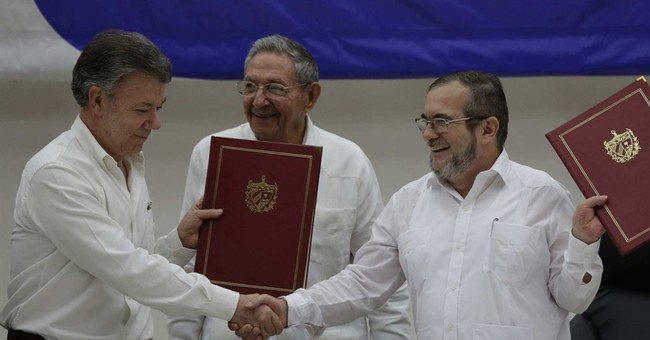 Historic Peace Agreement in Colombia