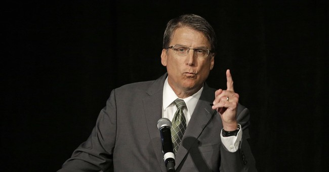 Family Research Council Commends Gov. McCrory For 'Staring Down' the NBA Over Bathroom Bill