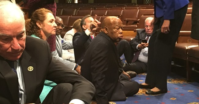 GOP Leaders Deciding If They Should Punish Democrats For Gun Sit-in
