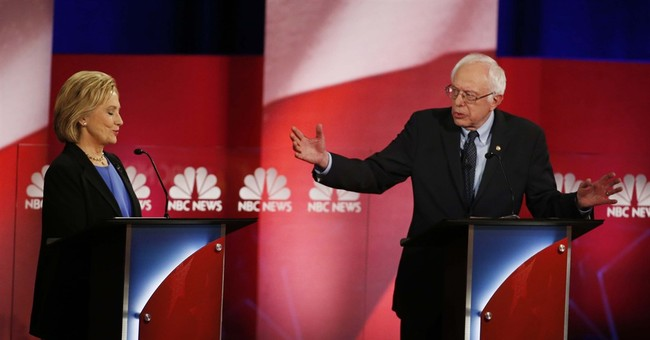 CNN Poll: Hillary Trails Bernie in New Hampshire By...27 Points
