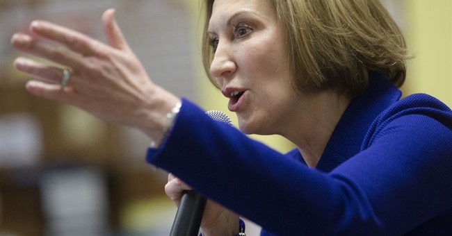 Do Not Close The Book On Carly Fiorina