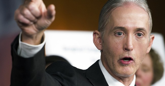 Gowdy Suggests There Were More Entanglements Between DOJ and Clintons Than People Realize