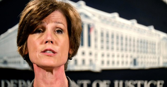Acting Attorney General: DOJ Won't Defend President Trump's Immigration Executive Order