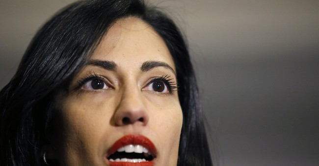 Found: Huma Abedin to Host DC Fundraiser Thursday Night