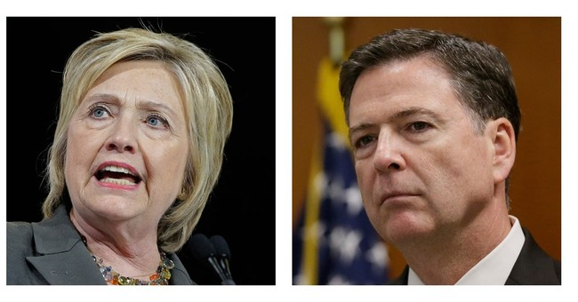 Grassley to FBI Director: Release The Evidence From The Clinton Email Investigation