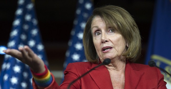 Hey GOP, You Can't Impeach Hillary. That's Unconstitutional...Says Nancy Pelosi
