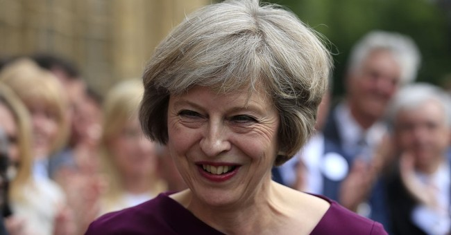 British PM Candidate's Insensitive Remarks Leaves One Woman Standing in Post-'Brexit' Race