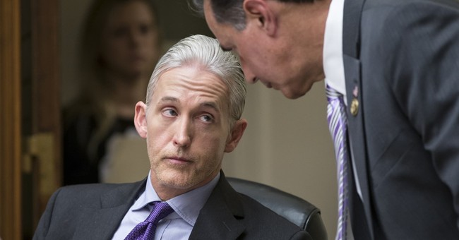 Gowdy Tells Hillary to Stop Acting Like She Doesn't Know Huma