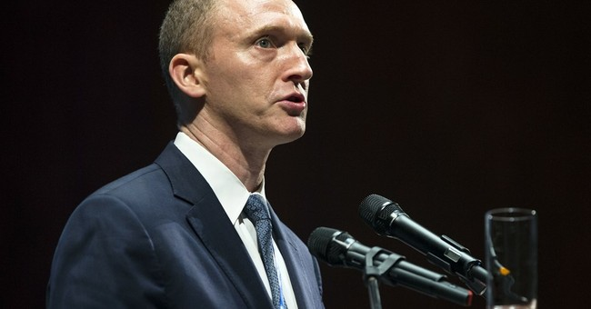 Carter Page Gives His Take on Why the FBI Spied on Him