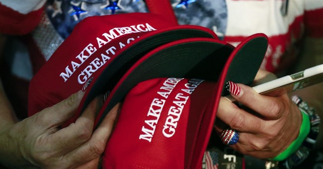 ICYMI: Female Trump Supporter Wearing Make America Great Again Hat Drove Social Justice Warrior Insane