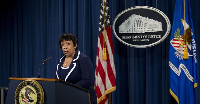 Loretta Lynch Used Email Alias While Attorney General