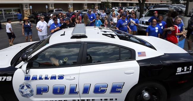 The Dallas Police Weren't Killed by Guns