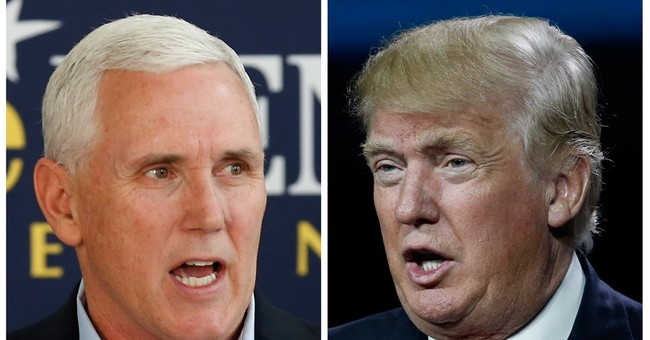 CONFIRMED: Trump/Pence 2016
