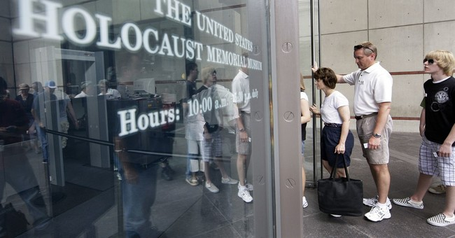 Oh My God: Some People Are Playing Pokemon Go...Inside The Holocaust Museum