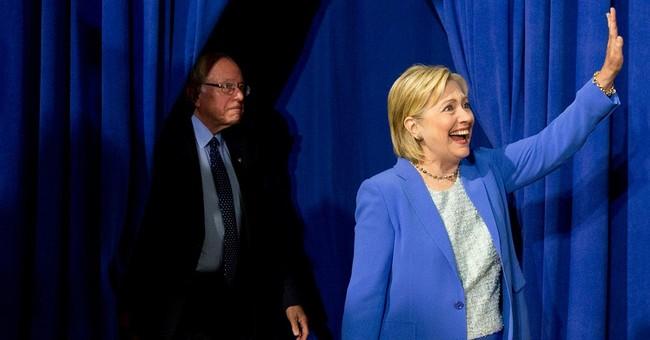 Ralph Nader: Sanders Set Clinton Up For 'Political Betrayal'