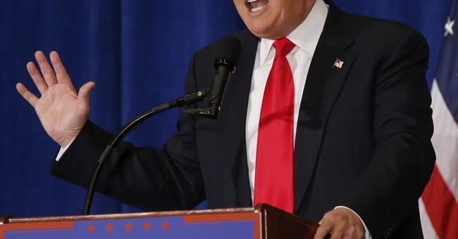 Newest GOP Platform Draft Accepts Trump's Wall