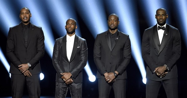 Video: ESPY Awards Open With Plea To End Violence