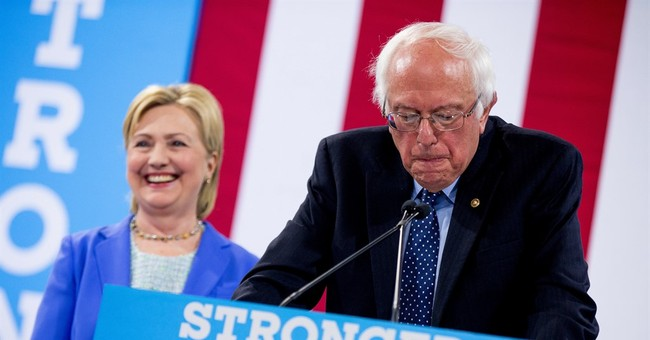 Watch LIVE: Bernie Sanders to Address DNC on a Hostile Day One