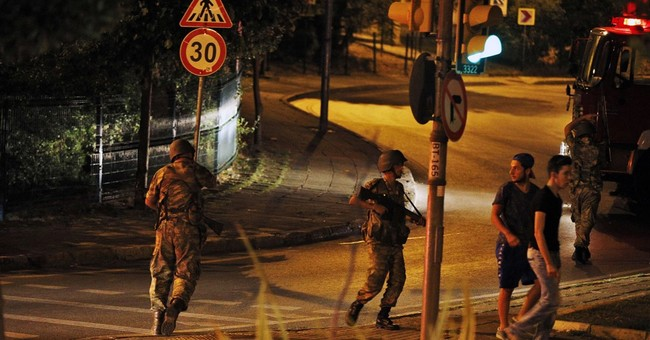 CONFIRMED: Full-Blown Military Coup in Turkey; UPDATE: Coup Over?