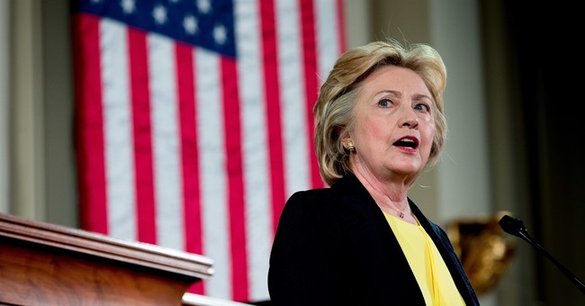 "Hillary Clinton Claims She Faces A ""Hillary Standard"" On Her Campaign Trail"