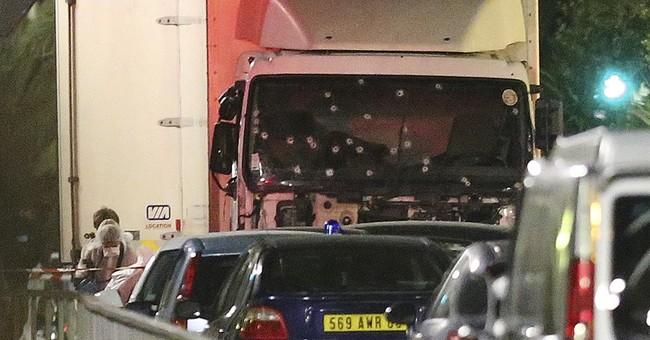 Attacker Identified: Mohamed Lahouaiej Bouhlel