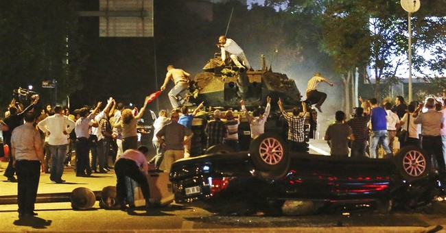 Hillary's Middle East Turmoil: 161 Die During Coup in Turkey, ISIS Claims Nice Attack that Left 84 Dead