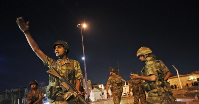Chaos In Turkey: White House Rejects Coup Plotters