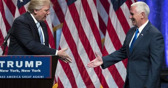 Pence Is Salt To Trump's Pepper